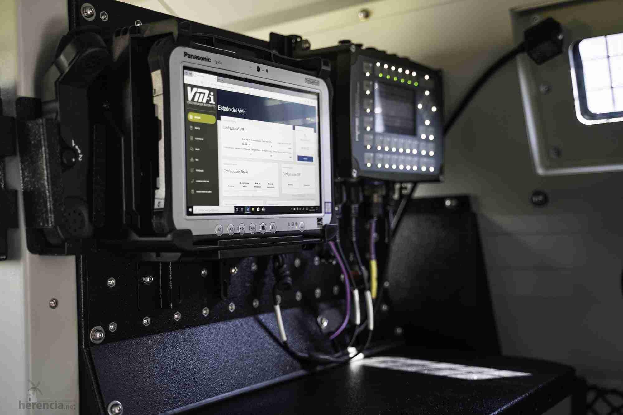 TSD presenta IBERO, un vehículo táctico multipropósito, con adaptabilidad y versatilidad 29