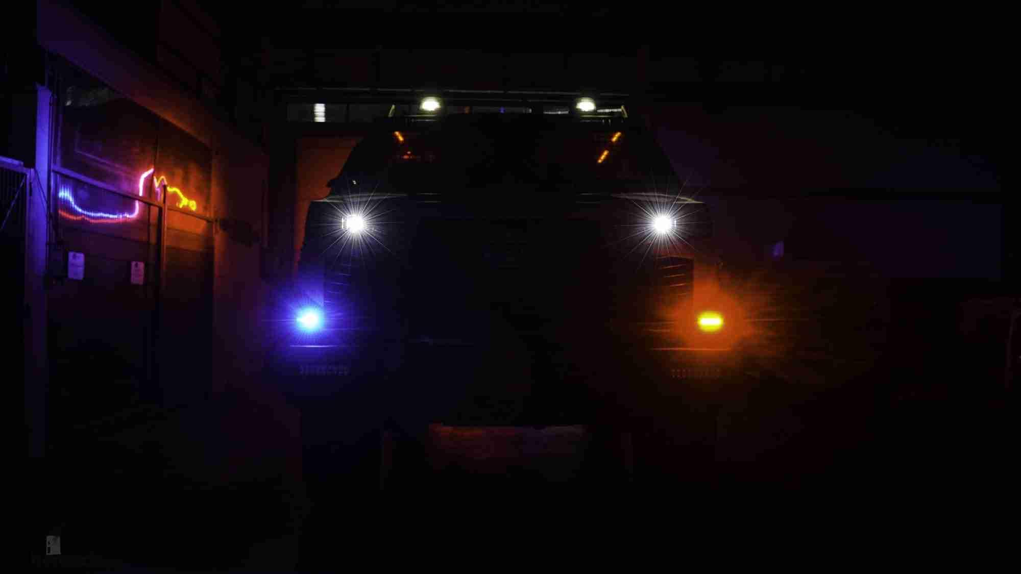 TSD presenta IBERO, un vehículo táctico multipropósito, con adaptabilidad y versatilidad 30