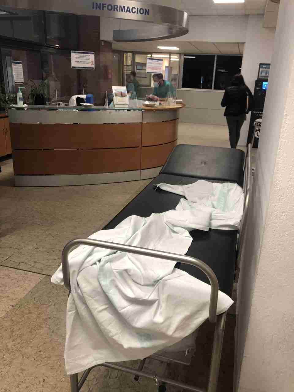 UGT solicita habilitar una zona de transferencia de pacientes en el Hospital de Guadalajara 5