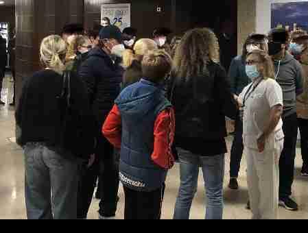 UGT solicita habilitar una zona de transferencia de pacientes en el Hospital de Guadalajara 1