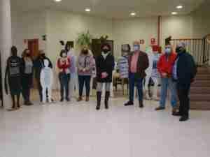 Exposición con siluetas para visibilizar a las víctimas de la Violencia de Género 2