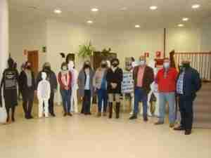 Exposición con siluetas para visibilizar a las víctimas de la Violencia de Género 3