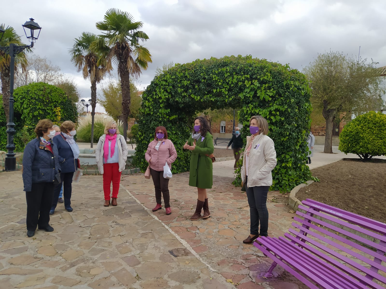 El Ayuntamiento de Calzada de Calatrava conmemora con diferentes actividades el Día Internacional Contra la Violencia de Género 5
