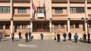 El Ayuntamiento de Santa Cruz de Mudela se suma a la condena de la violencia machista en el 25-N 1