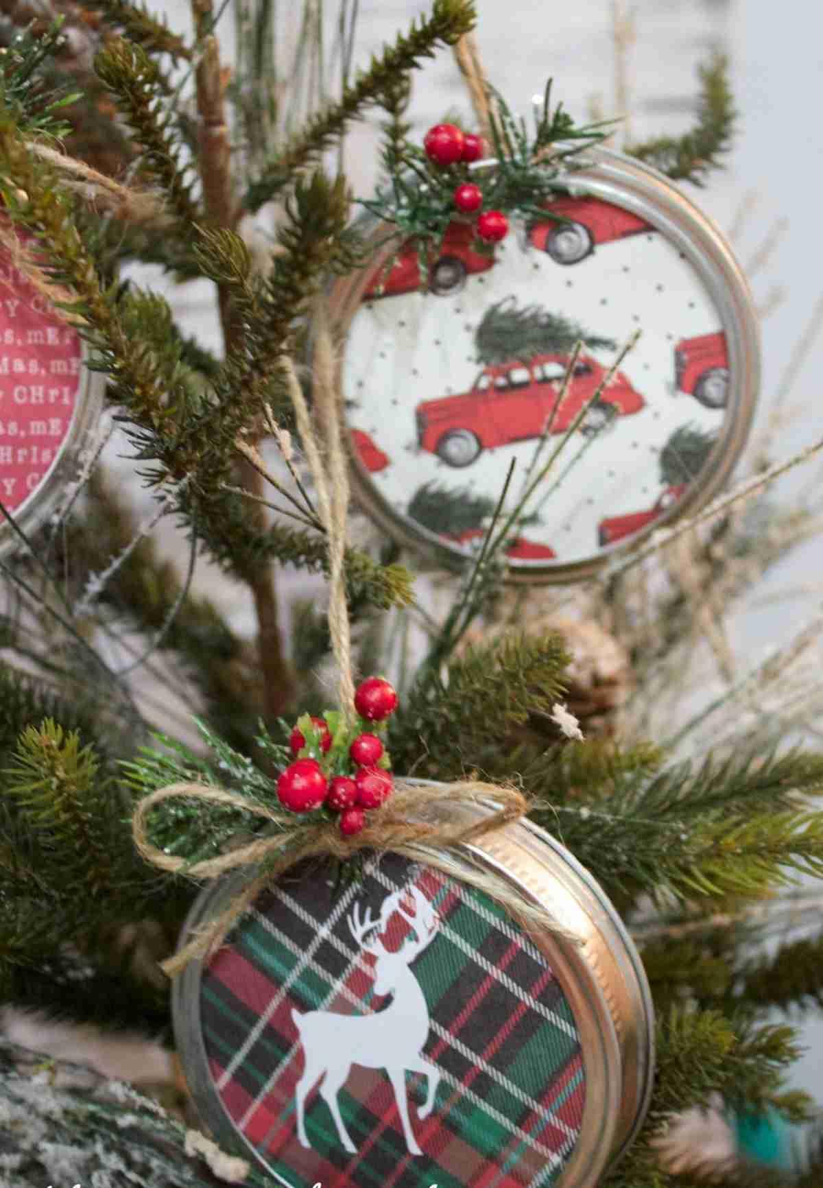Manualidades de Navidad para decorar la casa 8