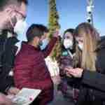 Más de medio centenar de jóvenes participan en la escape street El Secreto de El Lugar de La Mancha 5