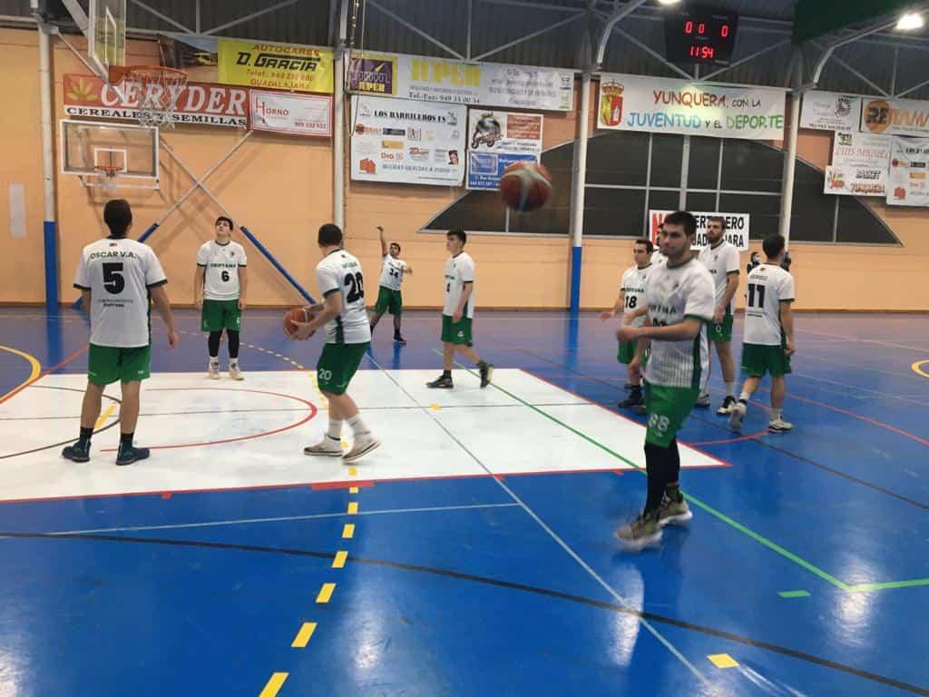 Vuelven las crónicas de baloncesto de Campo de Criptana 12