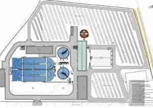 Lantania se adjudicó la ampliación y mejora de la estación depuradora en Almansa (Albacete) por 8,6 millones 1