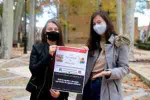 Dos jóvenes de Argamasilla de Alba pusieron en marcha la campaña 'Navidades para todxs' 1