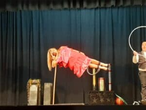 Los niños torralbeños disfrutaron la magia del circo 9
