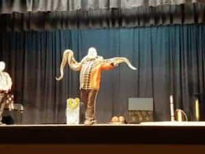 Los niños torralbeños disfrutaron la magia del circo 3