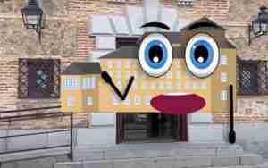 'Las Cortes van al cole' con un vídeo que brinda un recorrido virtual por el Parlamento autonómico 1