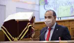 """El presidente de las Cortes regionales pidió que """"no discutamos sobre lo esencial, lo que somos y lo que nos une"""" 1"""
