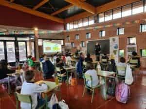 """Alrededor de 600 escolares del Campo de Calatrava conocerán este mes los beneficios de un desayuno saludable con los productos de """"Calatrava Sabor"""" 10"""