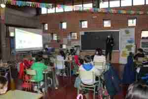"""Alrededor de 600 escolares del Campo de Calatrava conocerán este mes los beneficios de un desayuno saludable con los productos de """"Calatrava Sabor"""" 9"""