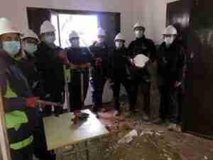 Ocho desempleados forman parte del nuevo programa de formación y empleo en Villalba de Calatrava, con promoción del Ayuntamiento de Viso del Marqués 1