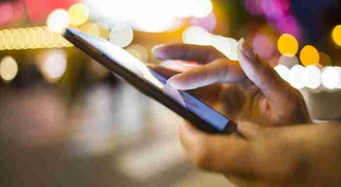 horas semanales smartphone