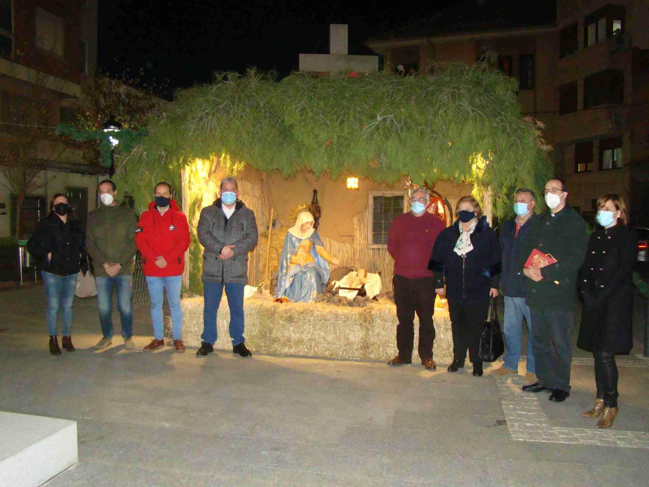 El espíritu navideño resurge en Quintanar con el inicio de una Navidad muy especial 9