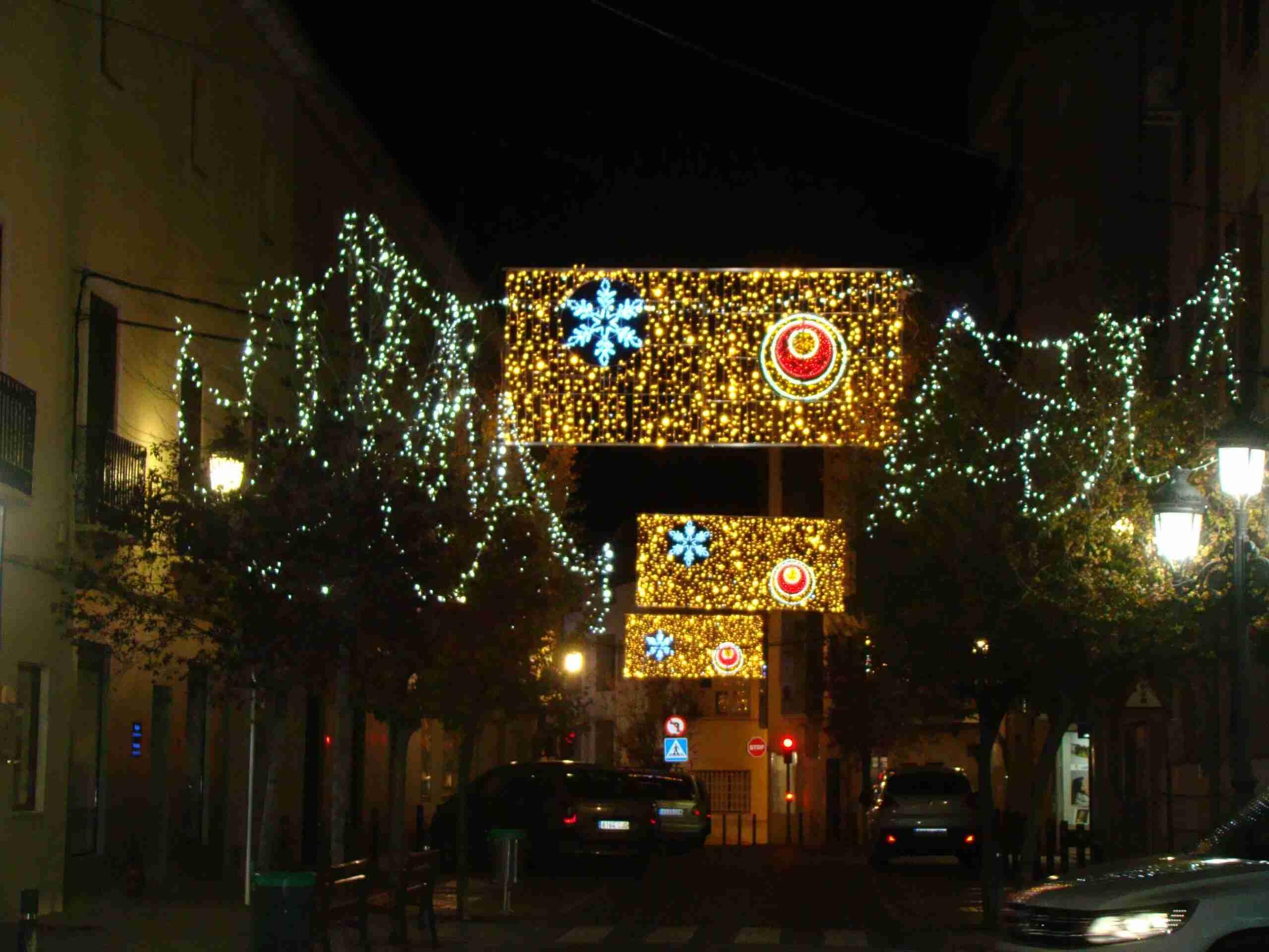 El espíritu navideño resurge en Quintanar con el inicio de una Navidad muy especial 10