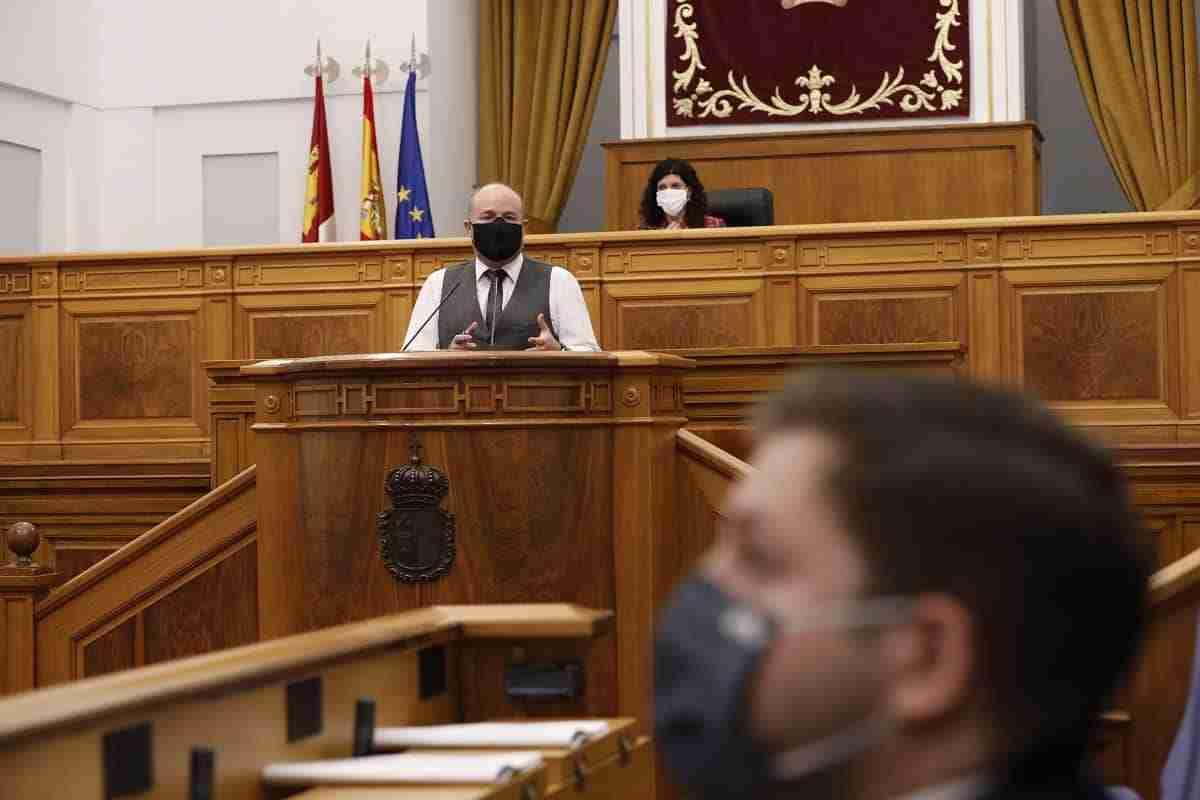 Las Cortes de Castilla-La Mancha proponen al Gobierno central una ley contra la ocupación ilegal de viviendas 3