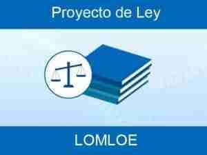 LOMLOE: se aprobará hoy la nueva Ley de Educación 1