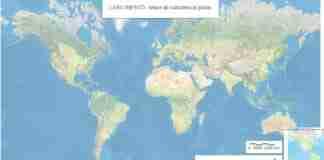 mapa hundimientos