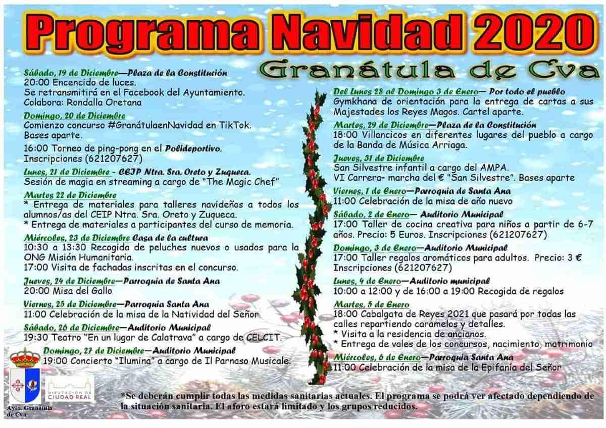 navidad en granatula