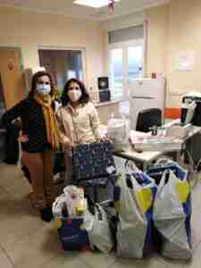 Supernenas hicieron llegar sus regalos a la planta de pediatría oncológica del Hospital de Toledo 3