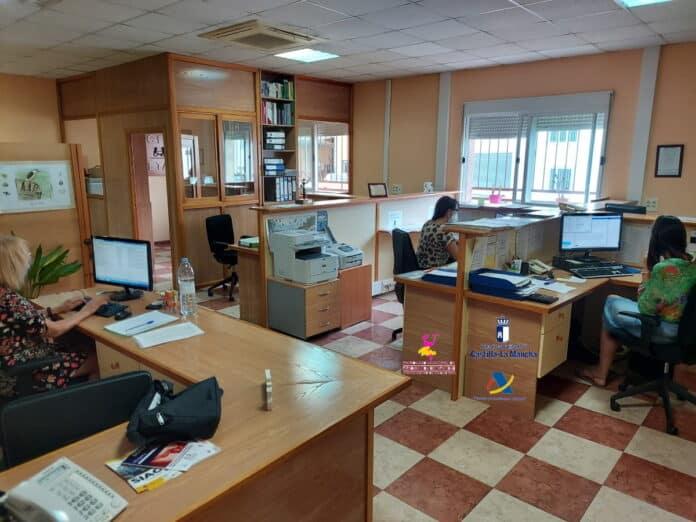 servicio de intermediacion laboral oretania cr