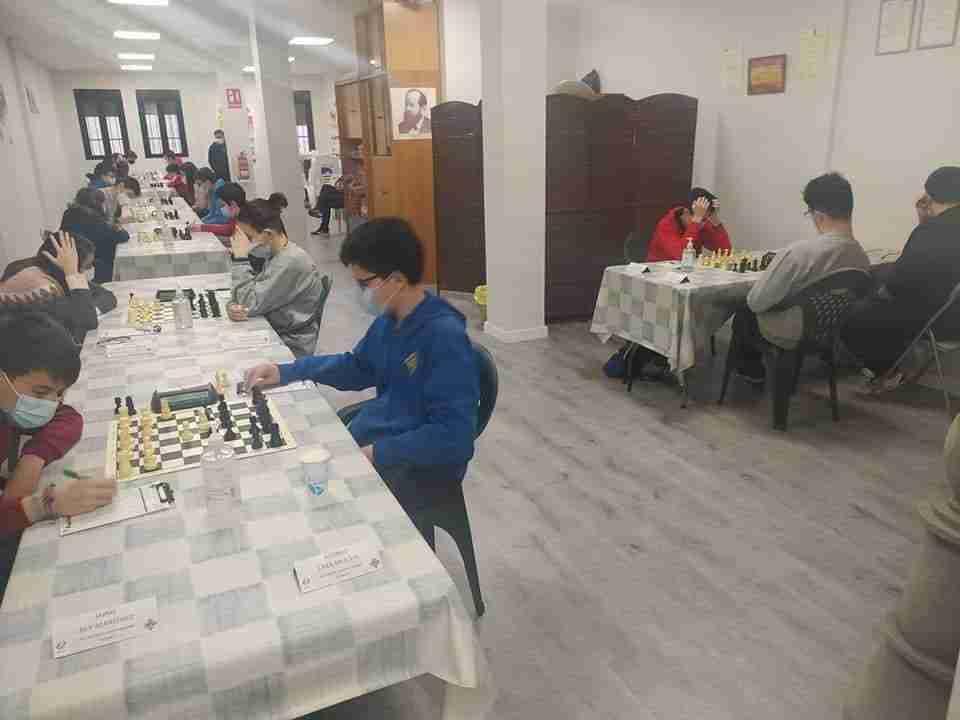 La Escuela de Ajedrez de Quintanar participa en el XXV Festival de Ajedrez de Ciudad Real 2