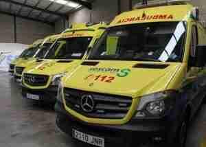 CCOO exige a la UTE Ambulancias Cuenca cumplir el Acuerdo de aplicación del convenio colectivo del Transporte Sanitario 1