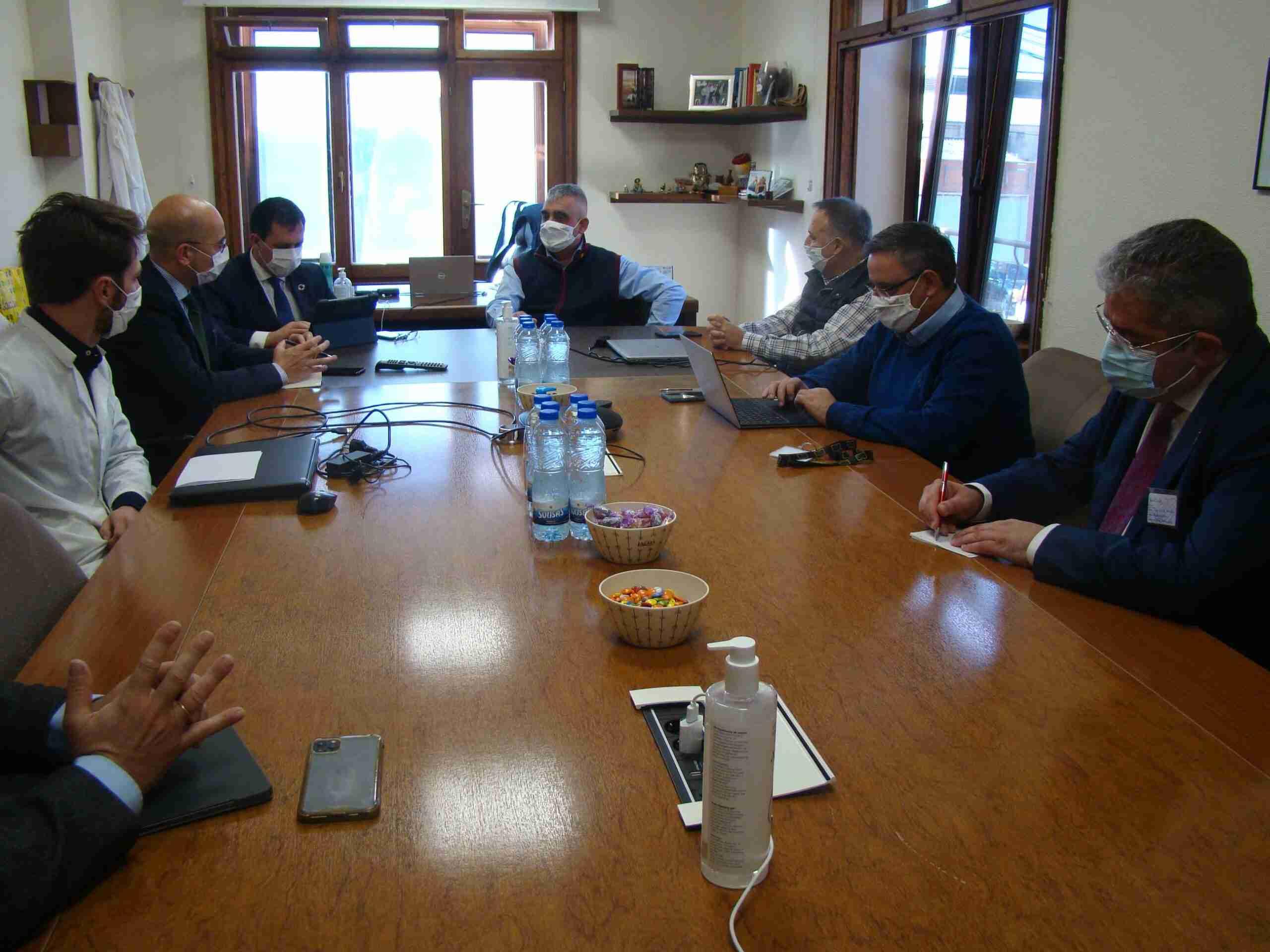 Ibercacao transmite al Gobierno regional sus ejes de trabajo para adaptar el negocio a las normas europeas 5