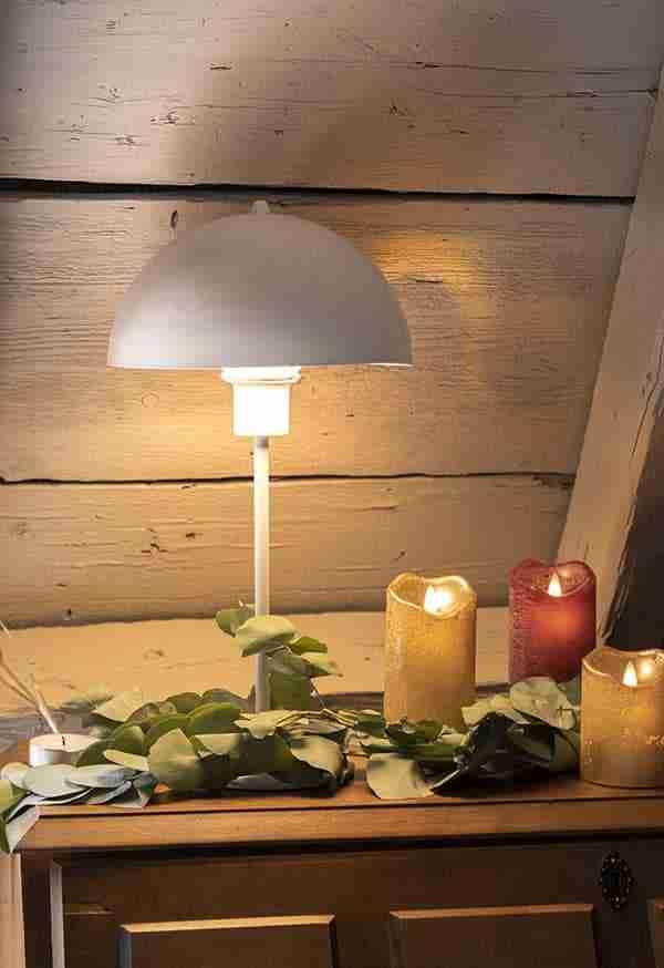 cómo usar la luz