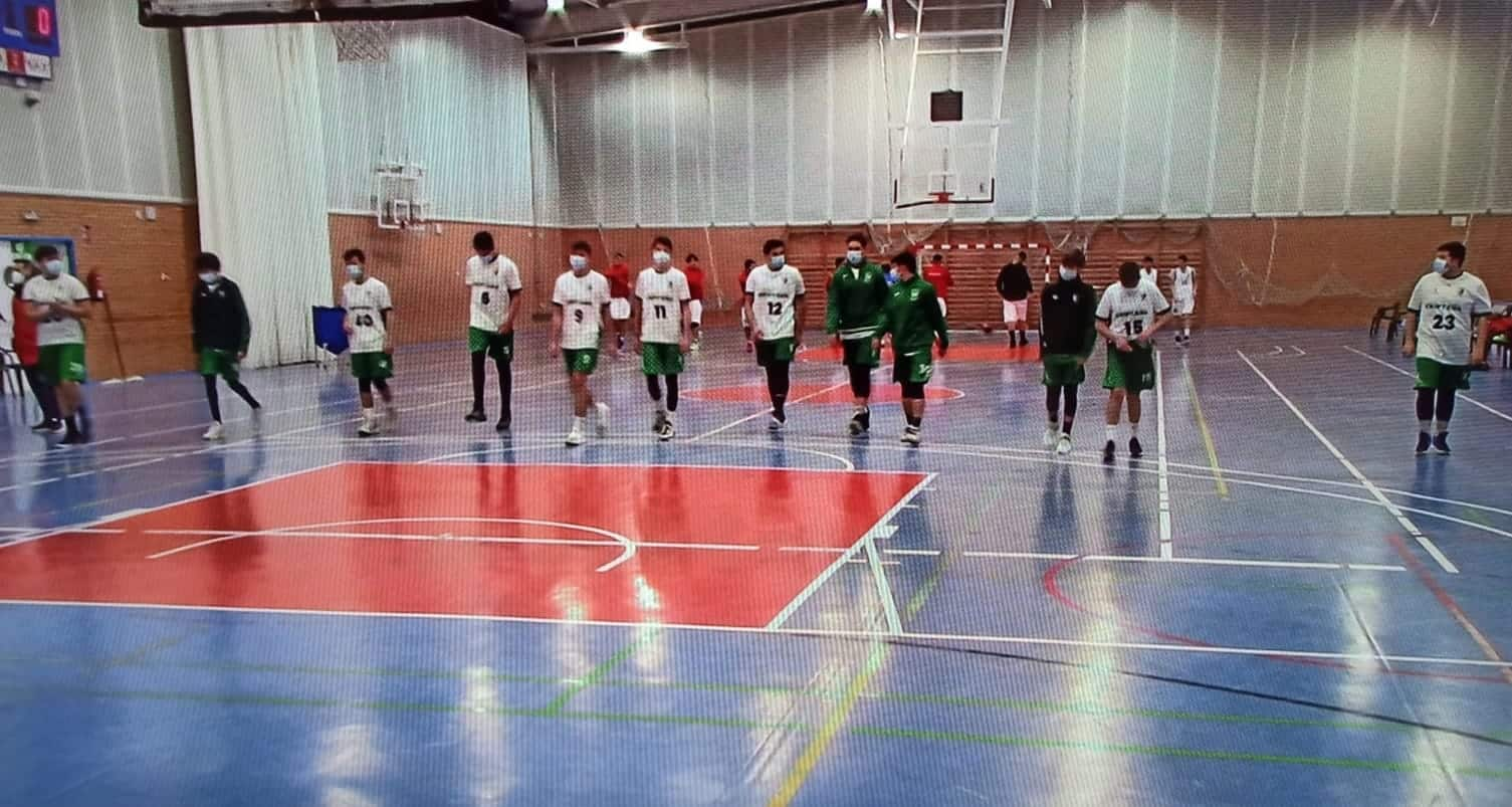 Crónicas baloncesto Criptana, primeros partidos del año 8