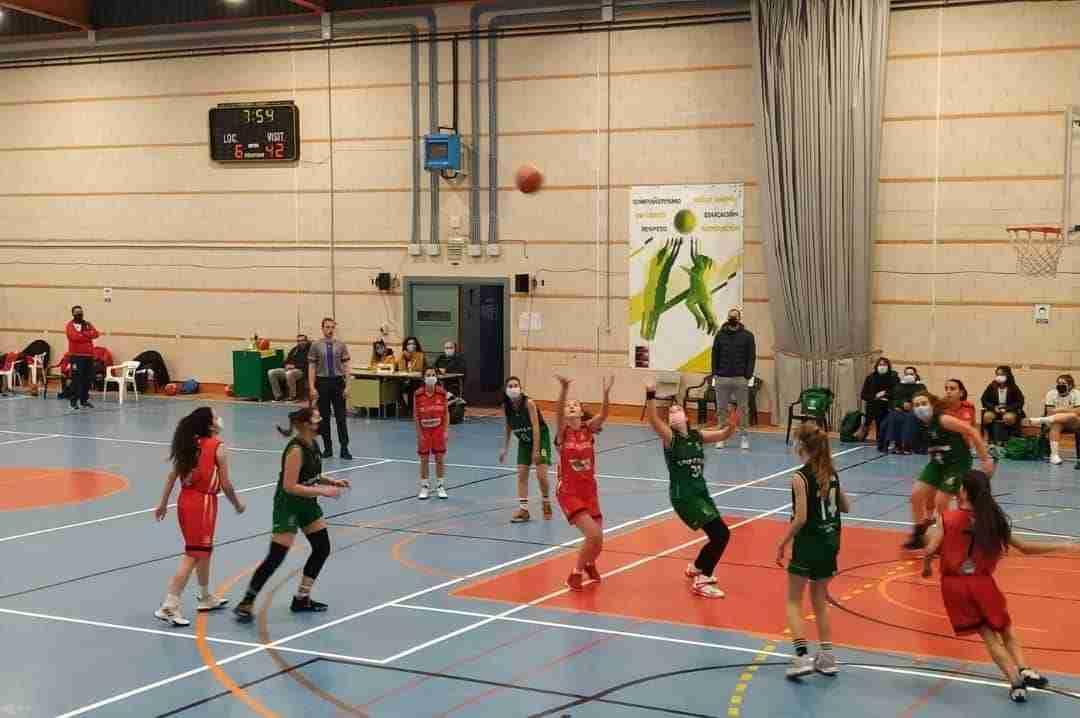 Crónicas baloncesto Criptana, primeros partidos del año 7