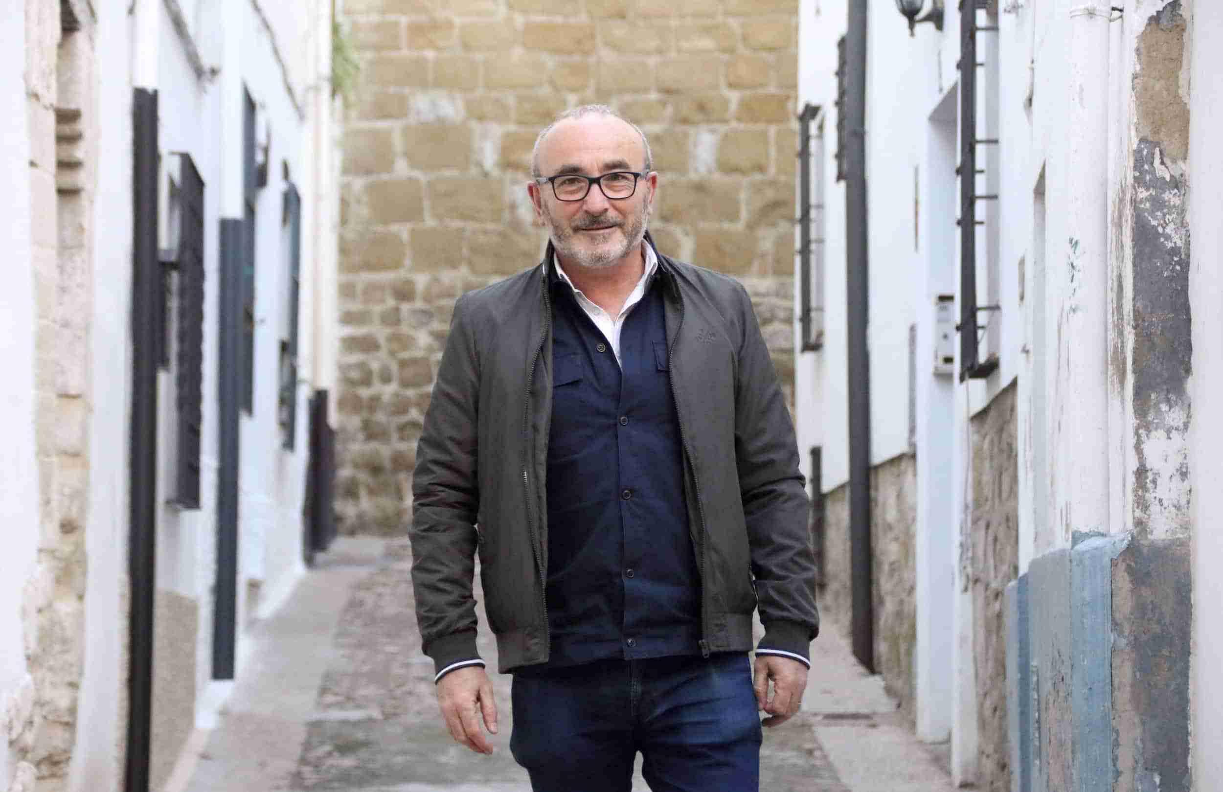 La Mancha como protagonista de la nueva novela de Luis Foronda, Verde 3