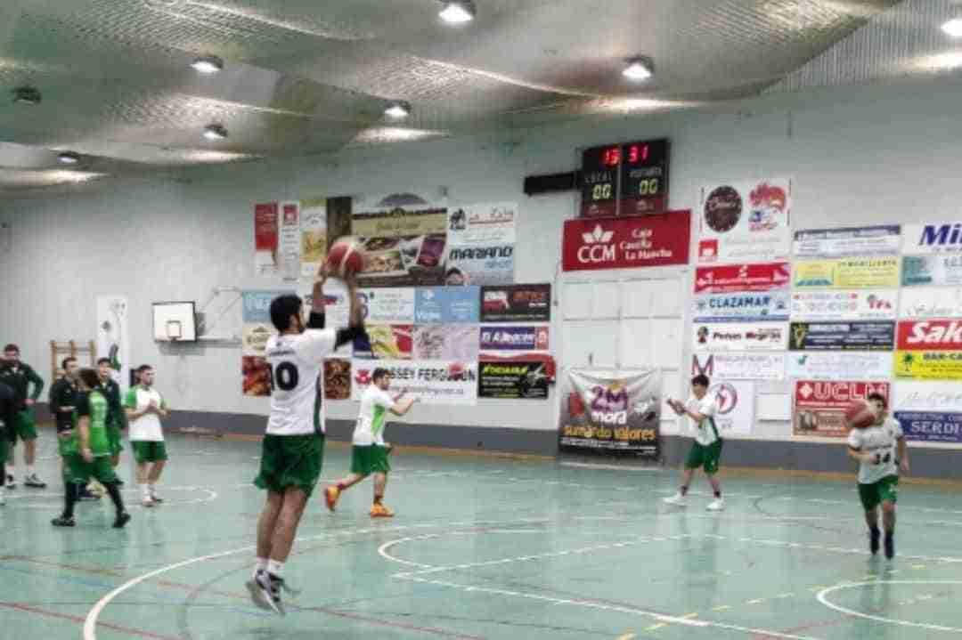 Crónicas baloncesto Criptana, primeros partidos del año 9