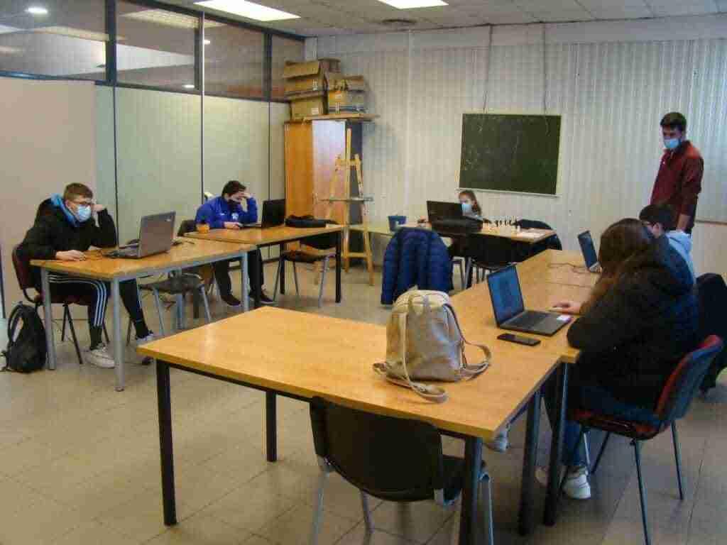 Campeonato Mundial Online de Ajedrez en la Escuela Expo Dubai 2020-21, participan IES Alonso Quijano y la Escuela de Ajedrez de Quintanar 4