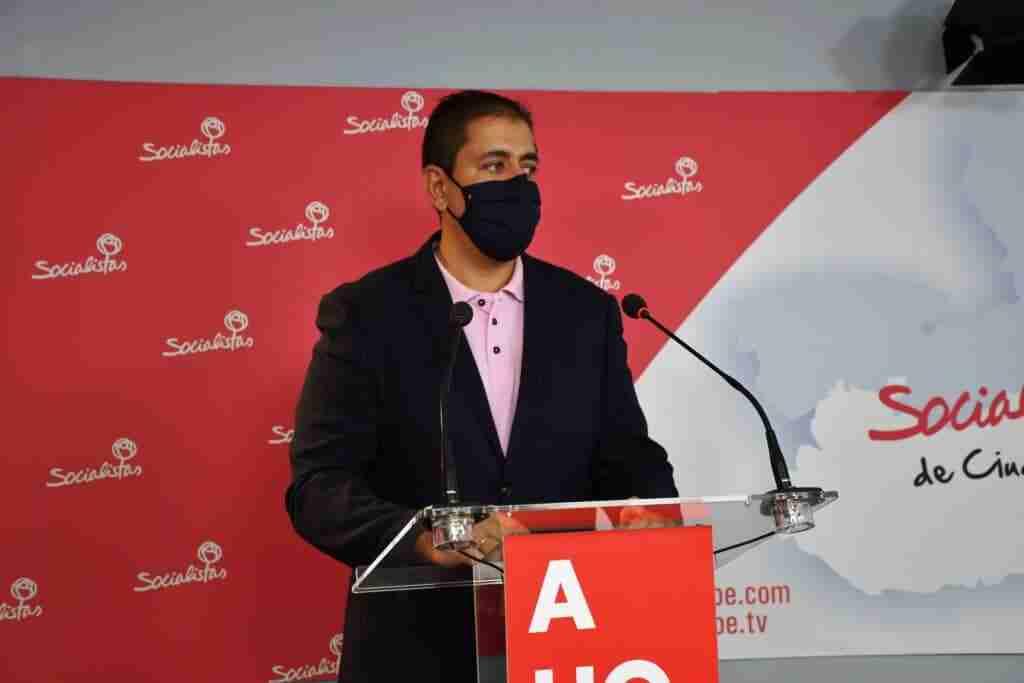 """José Manuel Bolaños: """"Hay que recordar a diario al PP provincial, que C-LM es la región que más ayudas directas ha concedido a autónomos y pymes"""" 1"""