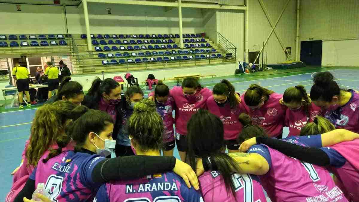 El Miguel Bellido Handball Femenino derrota al BM. Bolaños 3