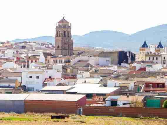 Almodóvar del Campo con cierre perimetral y otras medidas reforzadas, como el resto de la provincia 1