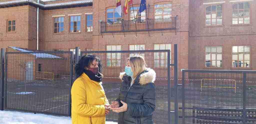 Ciudadanos le recrimina a la junta la falta de depuradores de aire para las aulas en Castilla-La Mancha 1