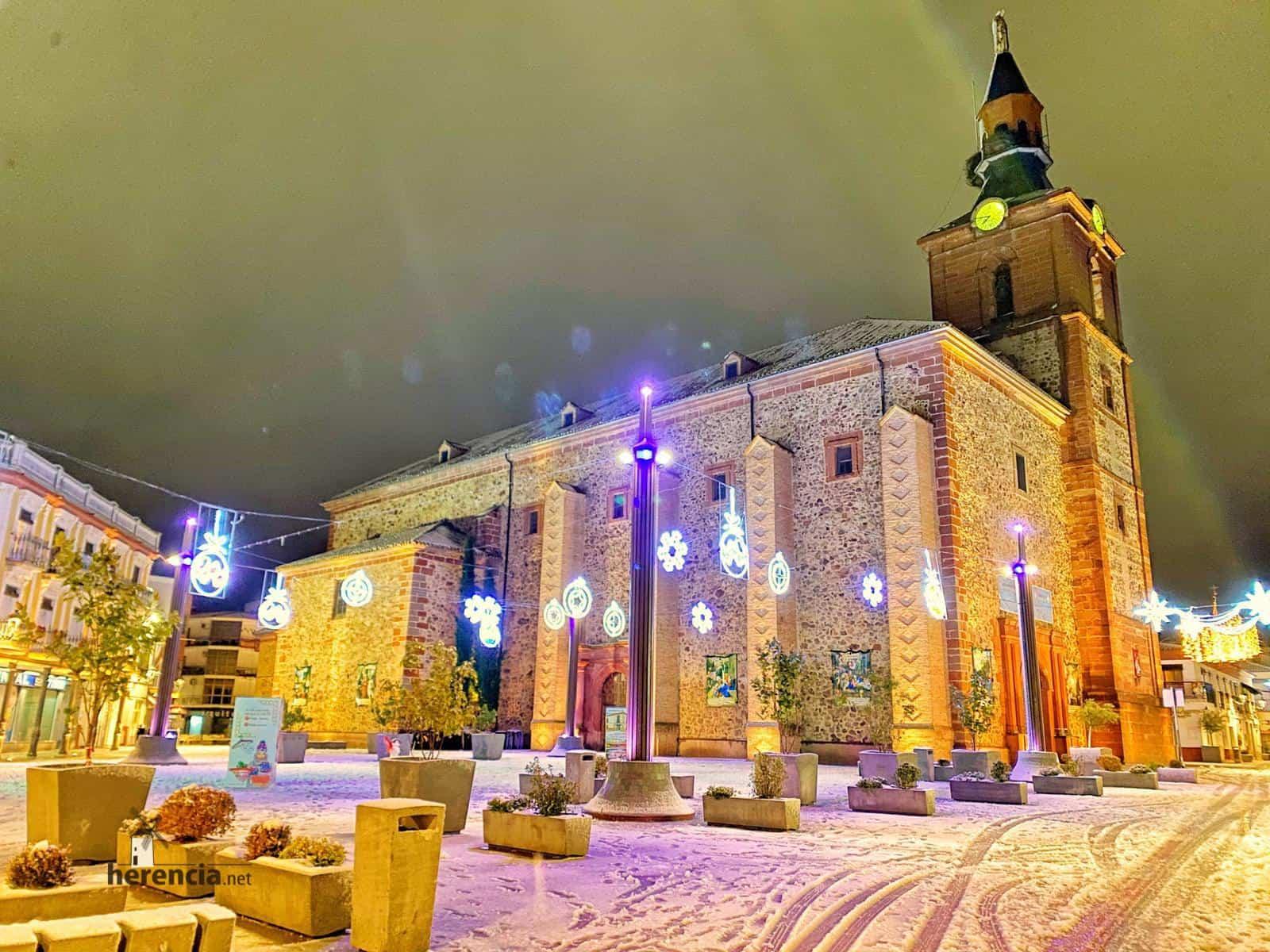 Fotografías de la nevada en Herencia (Ciudad Real) 48