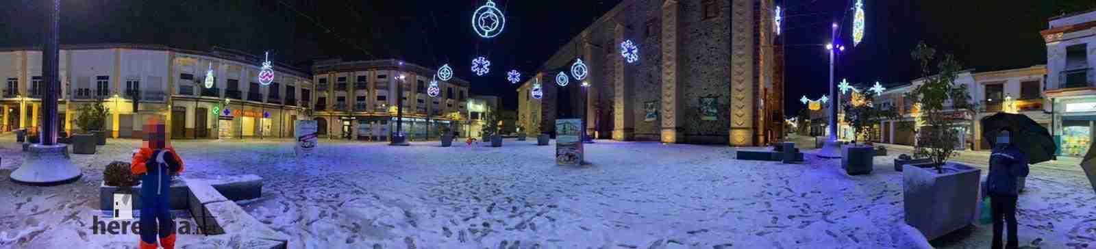 Fotografías de la nevada en Herencia (Ciudad Real) 51