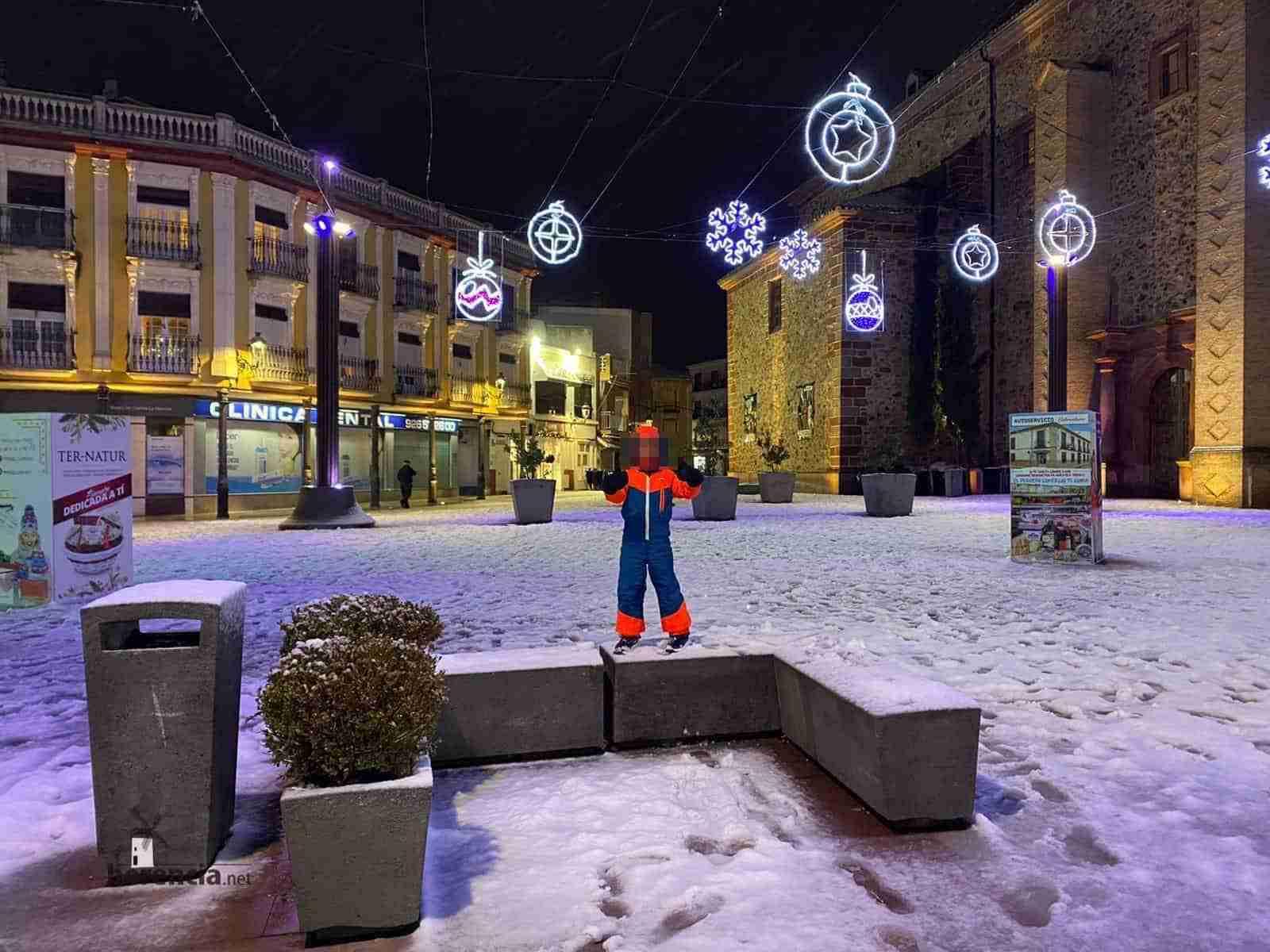 Fotografías de la nevada en Herencia (Ciudad Real) 52