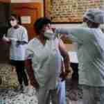 Quintar de la Orden comienza con la vacunación de los residentes y trabajadores de las residencias de la localidad 5