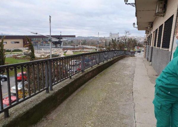 Barandilla avenida de Madrid (1)