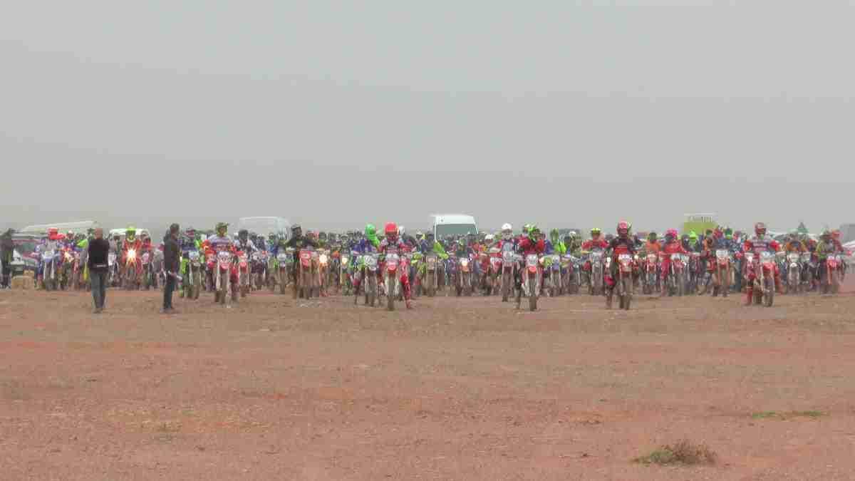El circuito de la jarilla de Cózar, ha acogido durante este fin de semana el Campeonato de España de Cross-Country 6