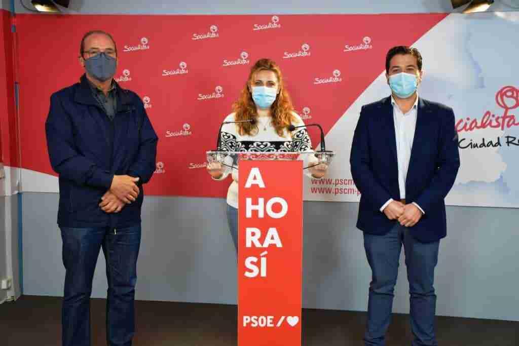 """El grupo socialista de Pozuelo de Calatrava lamentó que en medio de la pandemia, """"Julián Triguero deje con servicios mínimos la Ayuda a Domicilio"""" 1"""