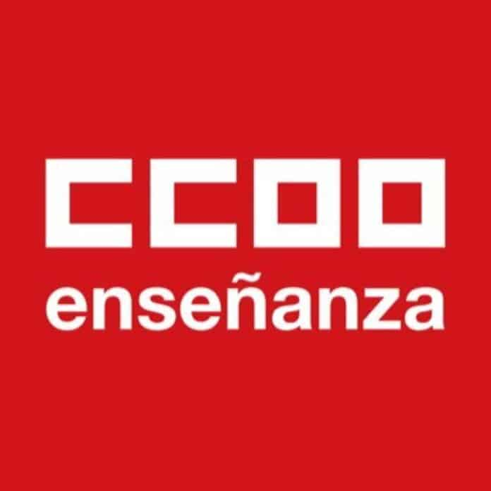 ccoo ensenanza